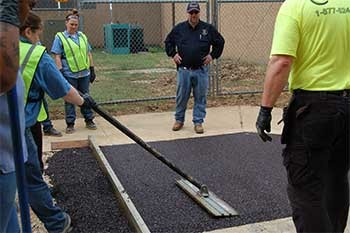 Installing Flexi®-Pave