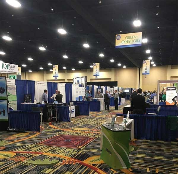 ACA 2018 Winter Conference Green Aisle
