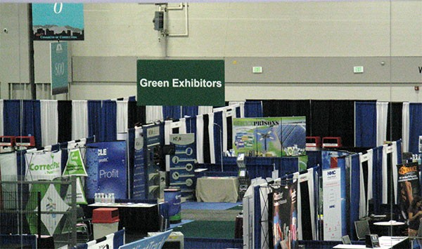 ACA Green Aisle is Back!