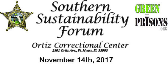 Southern Sustainability Forum November 14, 2017 Ft. Myers, Florida